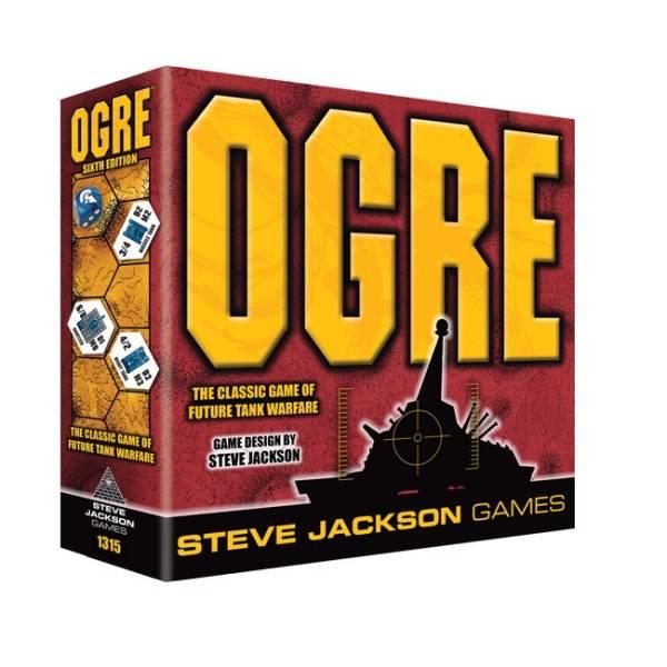 Ogre 6th Edition (engl.)