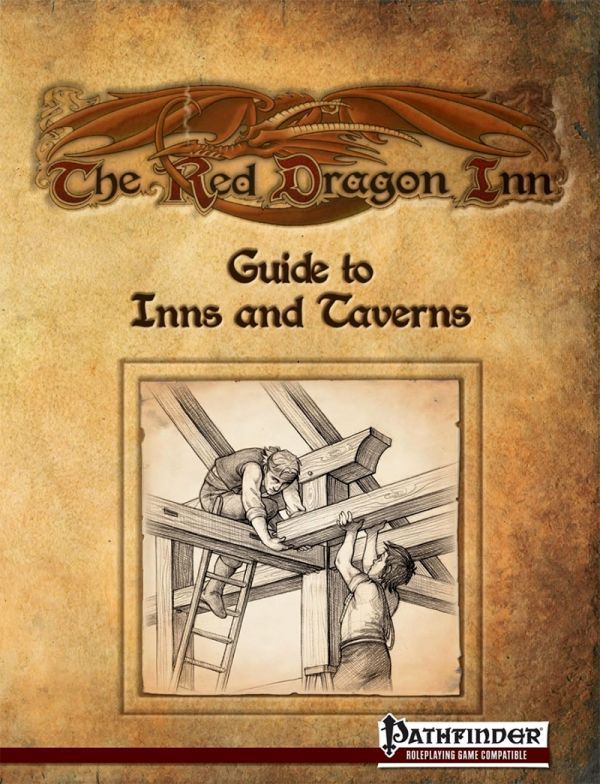 Red Dragon Inn: Guide to Inns and Taverns (Exp.) (engl.)