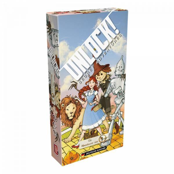 Unlock! - Die Abenteurer von Oz (Einzelszenario)