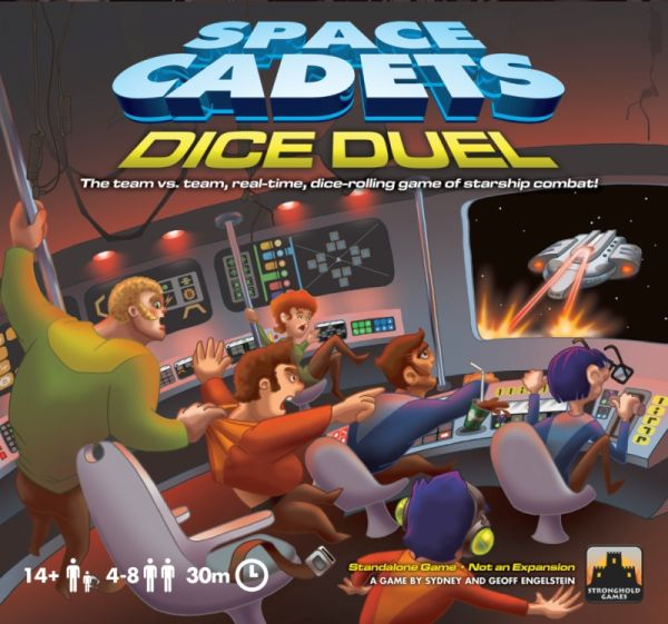 Space Cadets: Dice Duel (engl.)