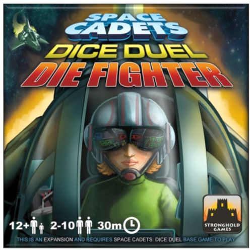 Space Cadets: Dice Duel Die Fighter (Exp.) (engl.)