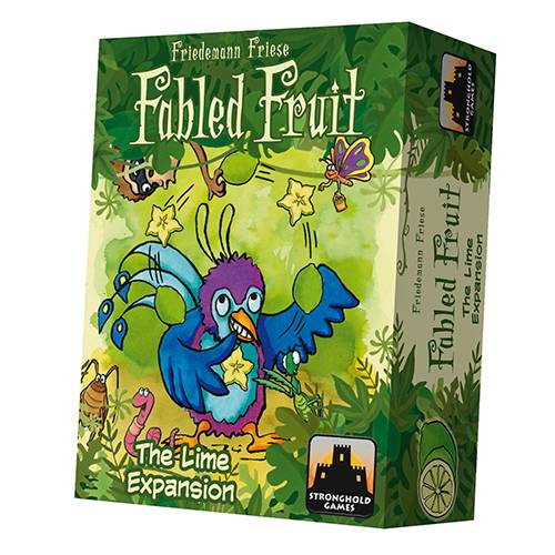 Fabled Fruit: Limes (Exp.) (engl.)