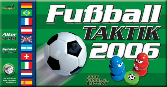 Fußball Taktik 2006