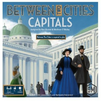 Between two Cities: Capitals (Exp.) (engl.)