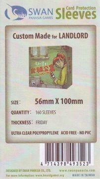 Kartenhüllen, 56mm x 100mm, 160 Hüllen, dünn 6008
