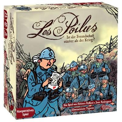 Les Poilus (deutsch)