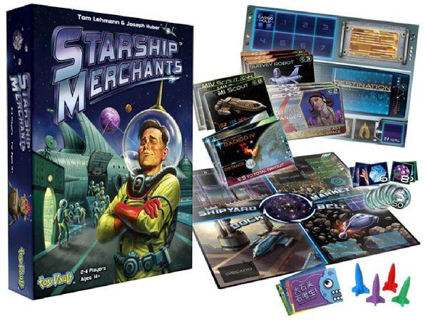Starship Merchants (engl.)