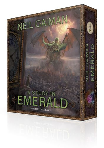 A Study in Emerald (engl.)