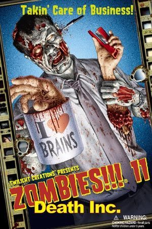 Zombies!!! 11: Death Inc. (Exp.) (engl.)