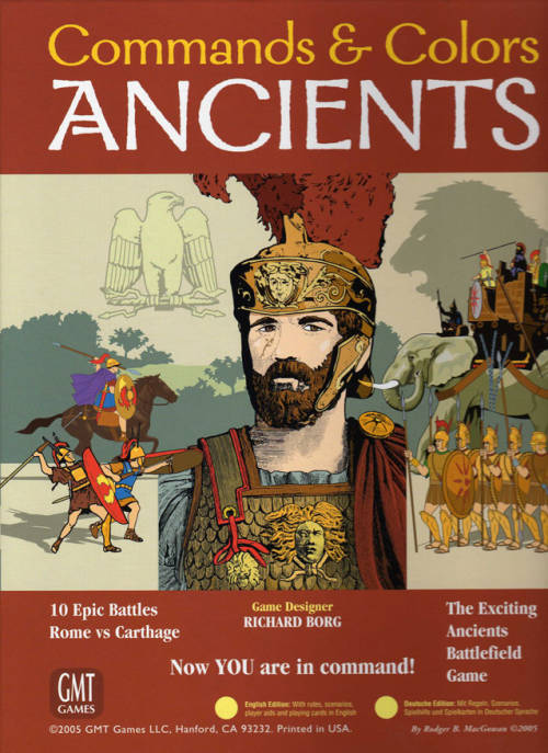 Command & Colors: Ancients (engl.)