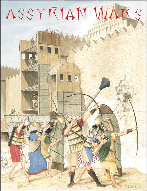 Assyrian Wars (deutsch)