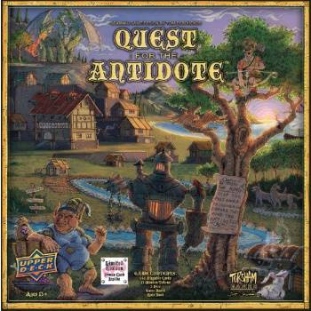 Quest for the Antidote (engl.)