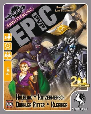 Epic PvP: Halbling, Katzenmensch, Ritter (Erw. 2)