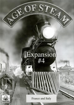Age of Steam Ex. Maps 4