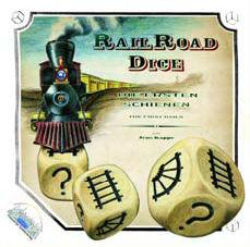 Railroad Dice - Die ersten Schienen