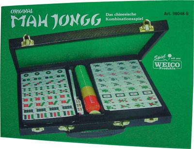 Mah Jongg (mit Koffer)