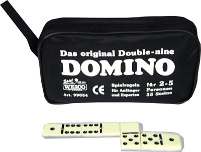Domino Double Nine