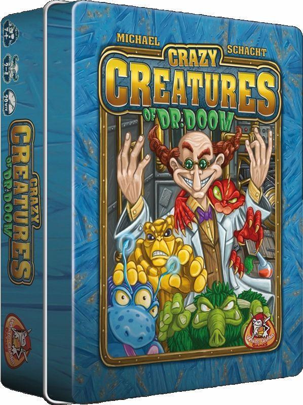 Crazy Creatures (international)