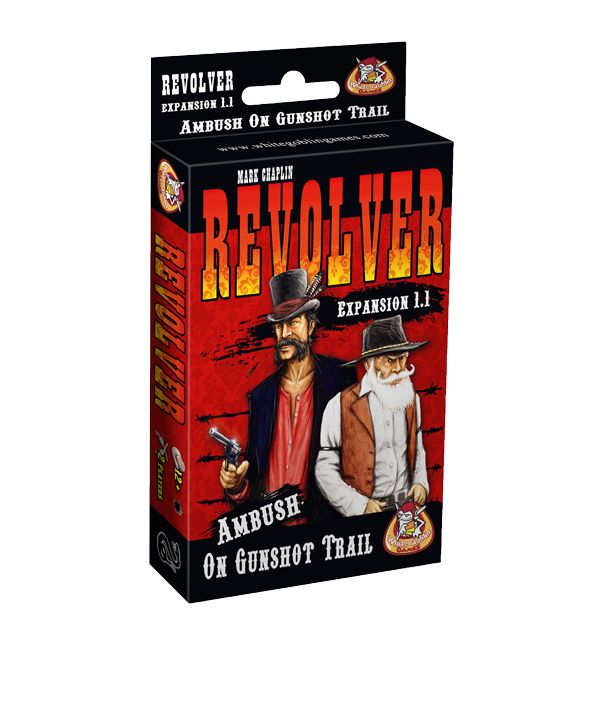 Revolver: Ambush on Gunshot Trail (Exp.) (engl.)