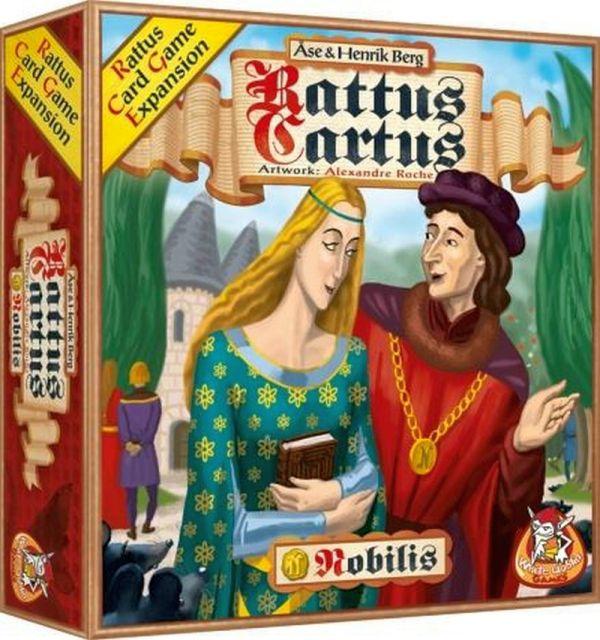Rattus: Cartus Nobilis (Exp.) (engl:)