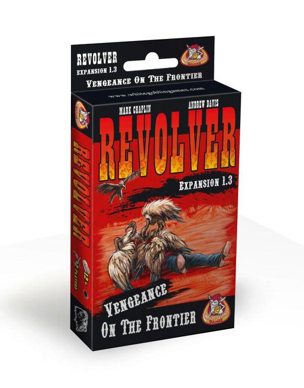 Revolver: Vengeance Frontier (Exp.) (engl.)