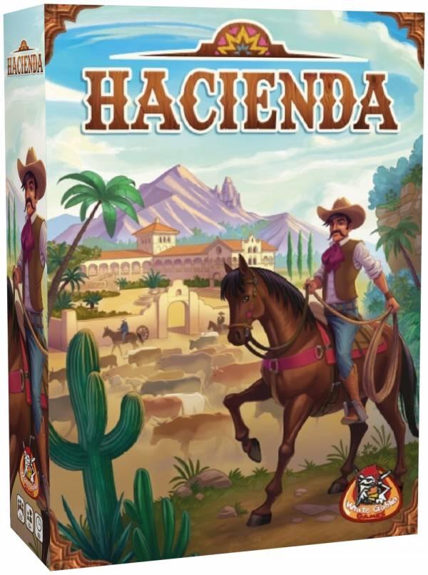 Hacienda (international)