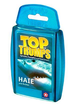 Top Trumps - Haie und Rochen