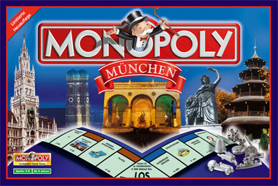 Monopoly - Leipzig (2. Wahl)