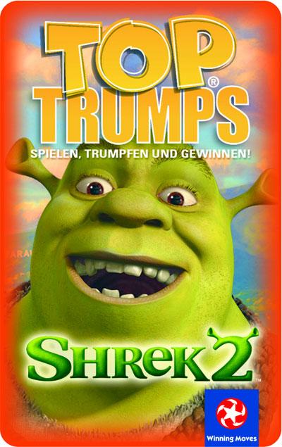 Top Trumps - Shrek 2