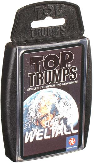 Top Trumps - Das Weltall