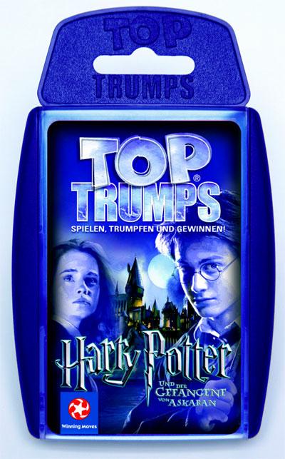 Top Trumps - Harry Potter und der Gefangene von Askaban