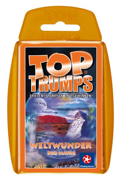 Top Trumps - Wolkenkratzer