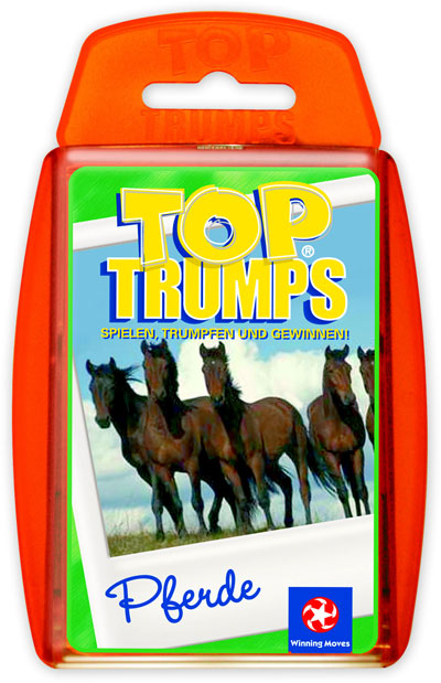 Top Trumps - Pferde