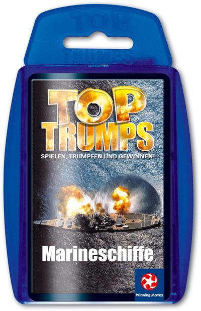 Top Trumps - Marineschiffe
