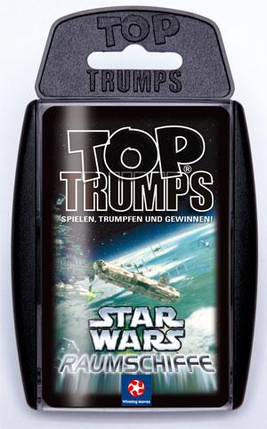 Top Trumps - Raumschiff Star Wars