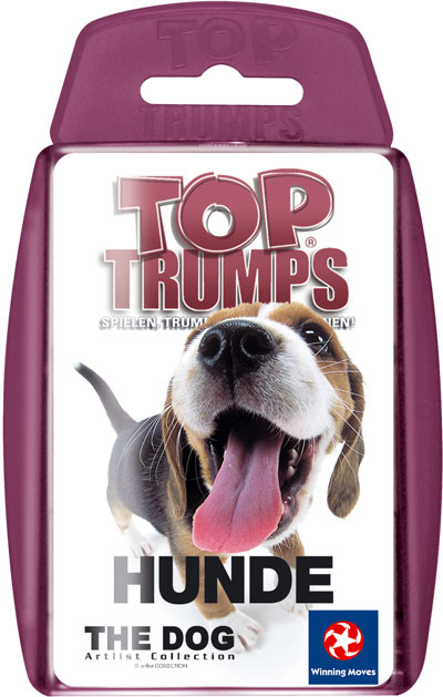 Top Trumps - Hunde