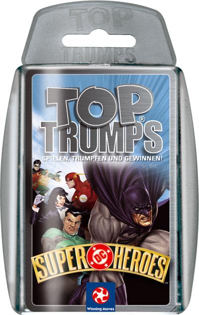 Top Trumps - Super DC Heroes