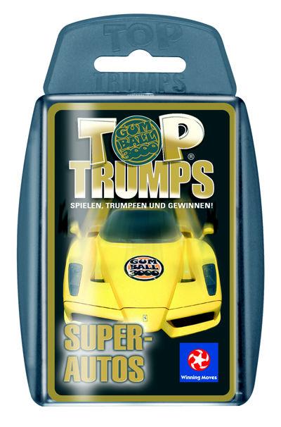 Top Trumps - Super Autos