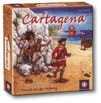 Cartagena 1 - Die Flucht