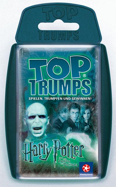 Top Trumps - Harry Potter und der Orden der Phönix