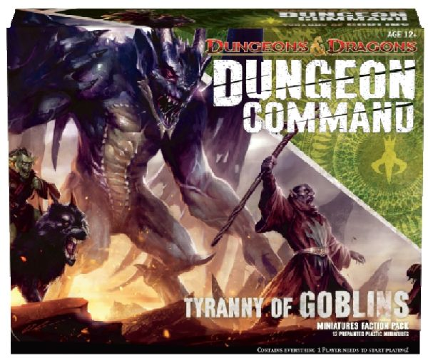 Dungeon Command: Tyranny Goblins (engl.)