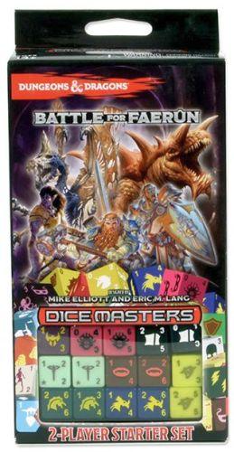 D & D Dice Masters: Starter (engl.)
