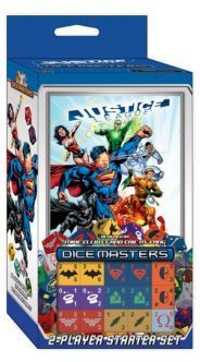 DC Dice Masters: Justice League Starter (engl.)