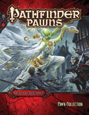 Pathfinder Pawns: Hells Vengeance Pawn Collection (engl.)