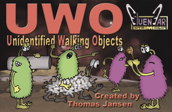 UWO (Unidentified Walking Object)