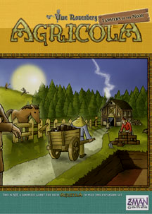 Agricola: Farmers of the Moor (engl.)