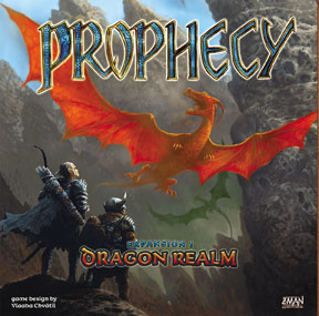 Prophecy: Dragon Realm (Exp.) (engl.)