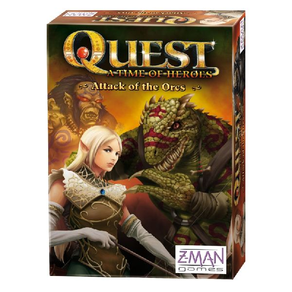 Quest: Attack of the Orcs (engl.)