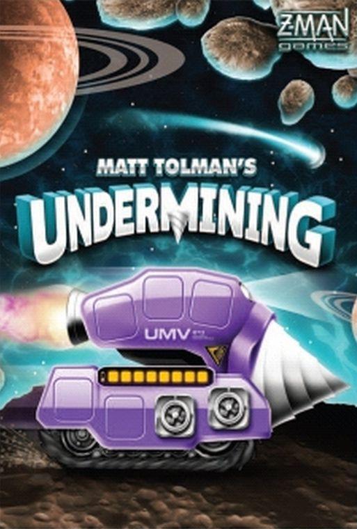 Undermining (engl.)