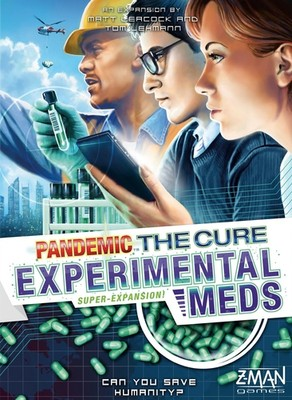 Pandemic: The Cure - Experimental Meds (Exp.) (engl.)